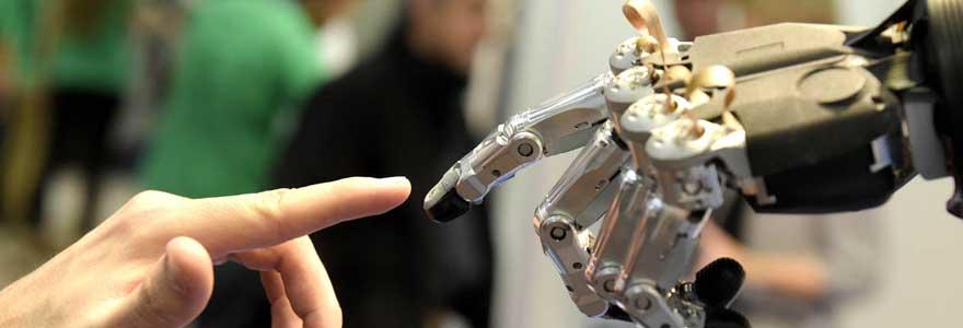 automatisation de l'industrie