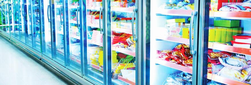 comptoir refrigere