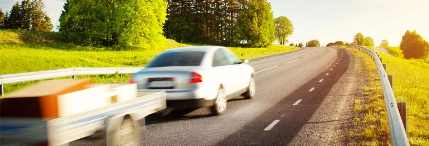 remorques routières pour les professionnels