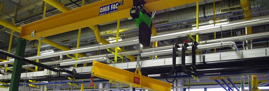 le programme de maintenance des appareils de levage