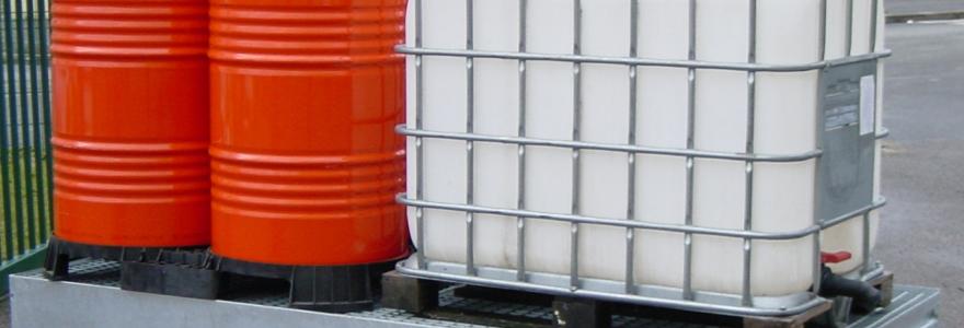 Bacs et cuves industrielles