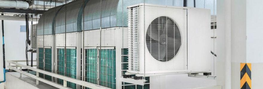 ventilation pour l'industrie